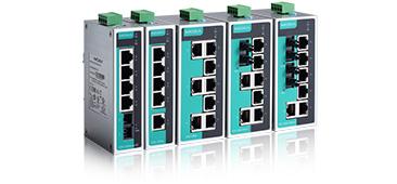 Moxa Unmanaged Switches C2 - AceLink